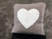 Herz Kissen Taff