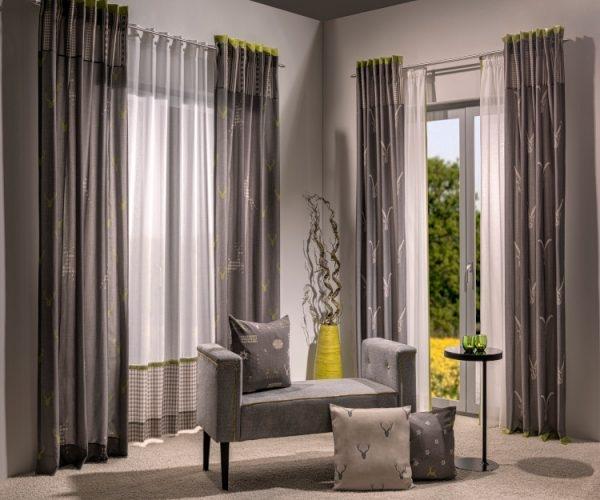 Gardinen Sonnenschutz und Vorhänge