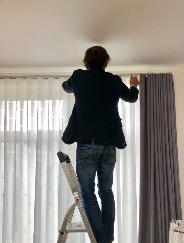 Gardinenpflege Gardinenreinigung Gardinen Reinigung Waschen Pflege